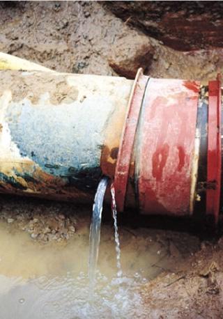 Water Infrastructure Maintenance