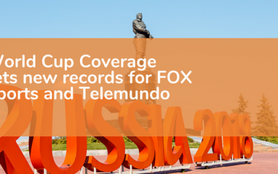 World Cup Coverage Sets Records for Telemundo & Fox Sports