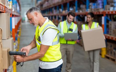 Using Bar Codes and Handheld Devices to Reduce CPE Losses