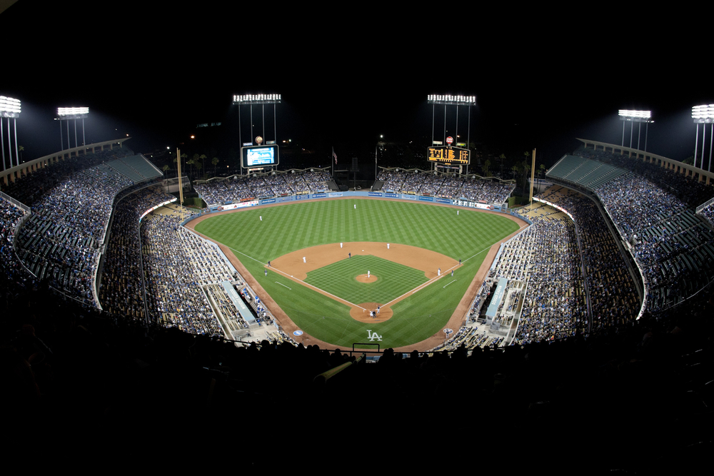 Dodgers Stadium Loses Power for the Second Time in 2018 Season