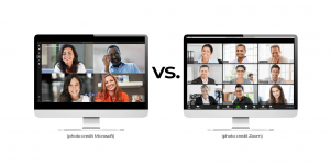 ZOOM vs. Microsoft Teams Live